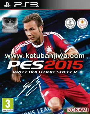 PES 2015 PS3 Titan Superpatch 1.0 JB-CFW ONLY BLES+BLUS Ketuban Jiwa
