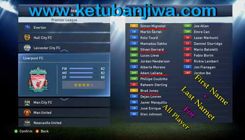 PES 2015 S-Patch v1.01 Full Winter Transfer by Sepahan-pc Ketuban Jiwa SS2