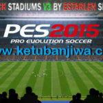 PES 2015 Stadiums Pack v3 Ultra HD by EstarlenSilva