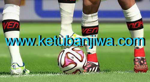 PES 2015 Turf Texture Mod Update v5 by Fruits