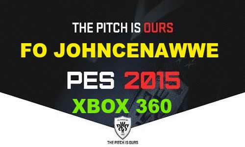 PES 2015 XBOX360 Option File-FO Update v4 by Johncenawwe Ketuban jiwa