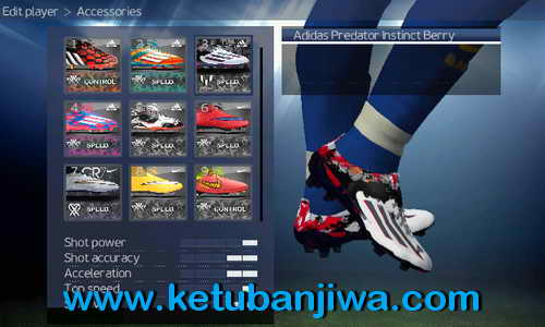 PES 2010 New Mini Bootpack March 2015 by Aliiin7