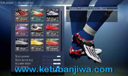 PES 2010 New Mini Bootpack March 2015 by Aliiin7 Ketuban Jiwa