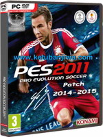 PES 2011 Patch Update AIO Season 14-15 Single Link Ketuban Jiwa