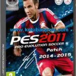 PES 2011 Patch Update AIO Season 14/15 Single Link