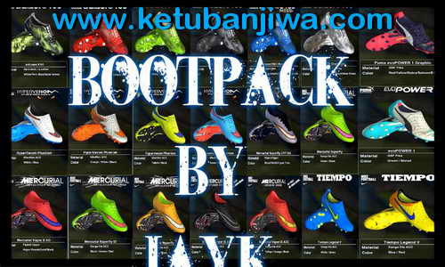 PES 2013 New Actual Bootpack Update by Jayk