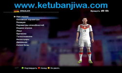 PES 2013 PESEdit 6.0 Option File EURO2016 by PANDAFX! Ketuban Jiwa