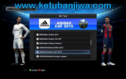 PES 2013 PESEdit Patch 6.0 Update 2015 by Eslam El-Ahlawy Ketuban Jiwa SS1
