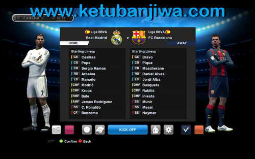 PES 2013 PESEdit Patch 6.0 Update 2015 by Eslam El-Ahlawy Ketuban Jiwa SS2