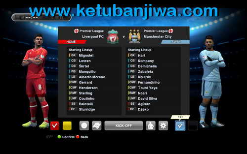 PES 2013 PESEdit Patch 6.0 Update 2015 by Eslam El-Ahlawy Ketuban Jiwa SS3