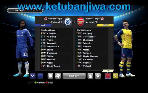 PES 2013 PESEdit Patch 6.0 Update 2015 by Eslam El-Ahlawy Ketuban Jiwa SS4