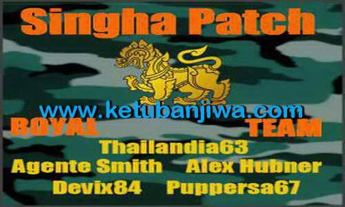 PES 2013 PS3 Shinga Patch v4.00 Royal Team