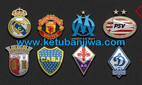 PES 2015 3D Wave Glossy Logos PTE Patch 6.0 by Jesus Hrs Ketuban Jiwa