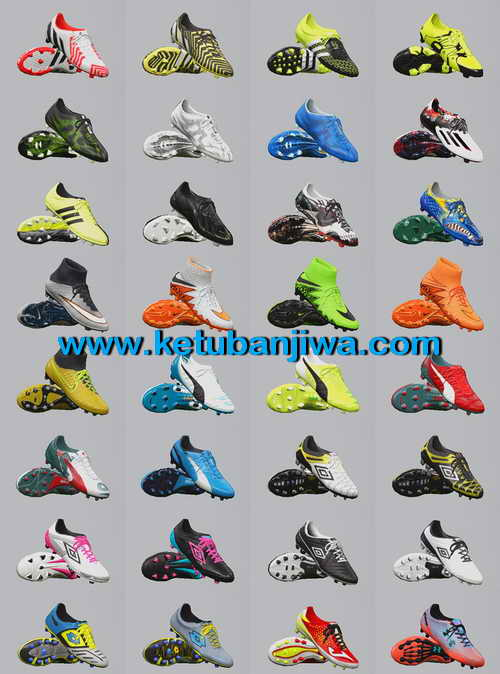 PES 2015 Actual Bootpack Collection Update 21-03-15 Ketuban Jiwa