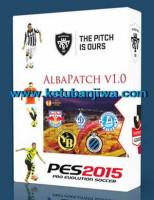 PES 2015 AlbaPatch v1.0 Single Link Ketuban Jiwa