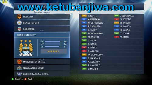 PES 2015 AlbaPatch v1.0 Single Link Ketuban Jiwa SS2