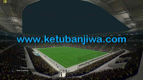PES 2015 AlbaPatch v1.0 Single Link Ketuban Jiwa SS3
