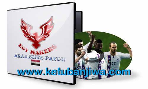 PES 2015 Arab Elite Patch v1 Compatible DLC 4.0 Ketuban Jiwa