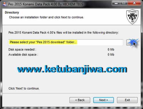 PES 2015 Auto Install DLC 4.0 Update by Hichem Tigs Ketuban Jiwa SS1