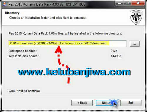 PES 2015 Auto Install DLC 4.0 Update by Hichem Tigs Ketuban Jiwa SS2