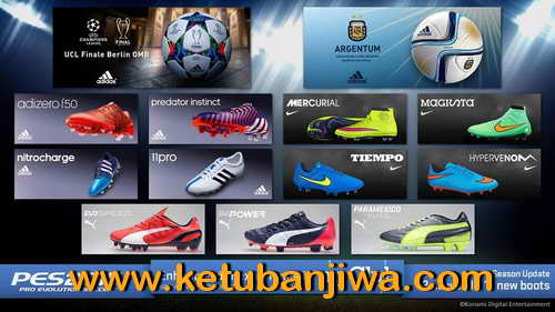 PES 2015 DLC 4.00 Official Data Pack Released Date Ketuban Jiwa Preview