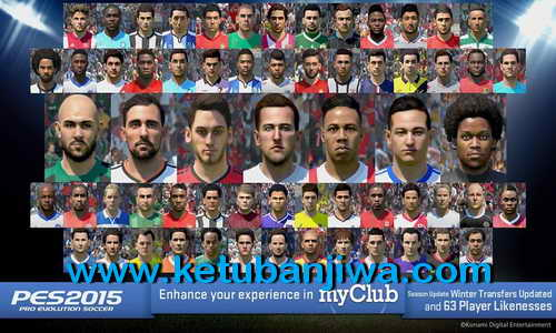 PES 2015 DLC 4.00 Official Data Pack Released Date