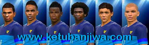 PES 2015 Fix Addon Timnas Indonesia PTE 5.0 by Guefajri