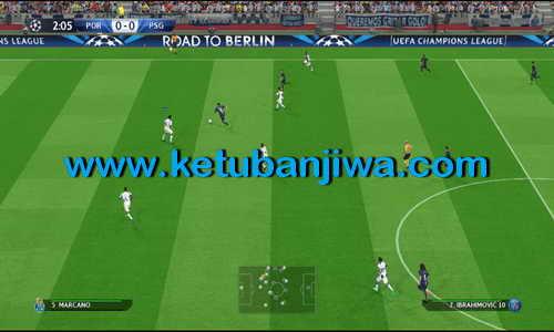 PES 2015 New Adboards Pack For Tuga Vicio Patch Ketuban Jiwa