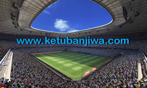 PES 2015 New Turfs Stadiums Pack v4 Update by Danyy77 Ketuban Jiwa