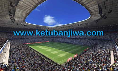 PES 2015 New Turfs Stadiums Pack v4 Update by Danyy77 Ketuban Jiwa