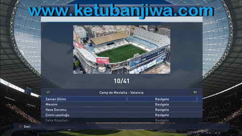 PES 2015 PES Nation Ultimate v1.0 Compatible DLC 4.00 Ketuban Jiwa SS3