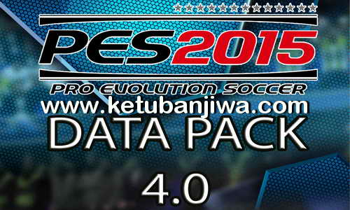 PES 2015 PS3 DLC 4.0 Data Pack+Patch 1.04 BLES-BLUS Ketuban Jiwa