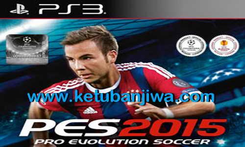 PES 2015 PS3 Lega Pro C Option File Update DLC 4 by Rivuzza Ketuban Jiwa