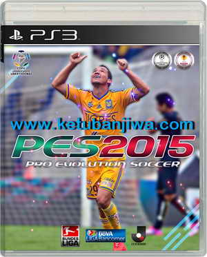 PES 2015 PS3 Option File BLUS All in One v3 by JeeCkho Ketuban Jiwa