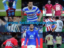 PES 2015 PS3 Option File Update Glatiatore v5.0 BLUS Ketuban Jiwa