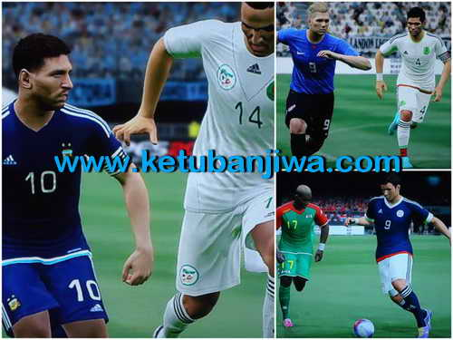 PES 2015 PS3 Option File Update Glatiatore v5.0 BLUS Ketuban Jiwa SS1