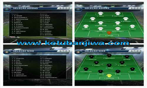 PES 2015 PS4 Option File Version 1.0 by VinnyXtreme Ketuban Jiwa
