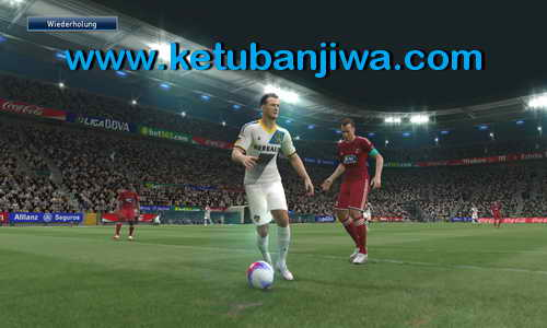 PES 2015 PESGalaxy Patch 4.00 AIO+DLC 4.0 Single Link