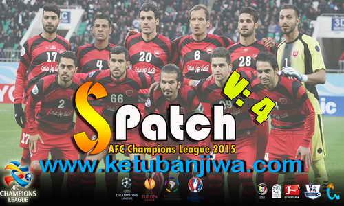 PES 2015 S-Patch 4.00 Support DLC 4.0 by Sepahan-pc Ketuban Jiwa