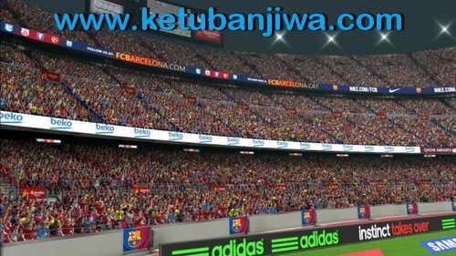 PES 2015 Stadiums Pack Estarlen v3 Addon by Suptortion Ketuban Jiwa SS2