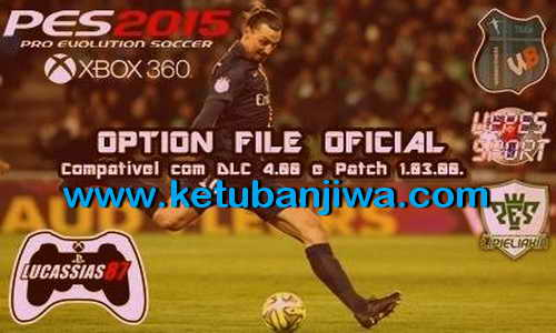 PES 2015 XBOX360 Option File L87 Ver.1 DLC 4.00