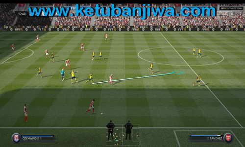 FIFA 15 HD Grass Turf Texture v1.0 Update by Jeet's Ketuban Jiwa