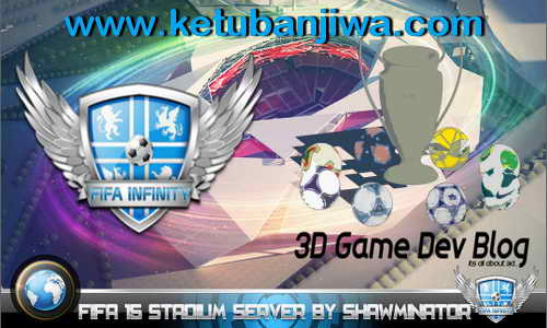 FIFA 15 Stadium Server v1.1 by Shawminator Ketuban Jiwa For PC