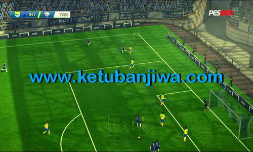 PES 2010 PESIDN Patch v1.0 + Update v1.1 by Handy Jr