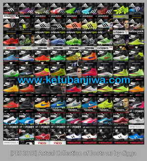 PES 2013 Actual Bootpack Collection v3 Update by Digga Ketuban Jiwa