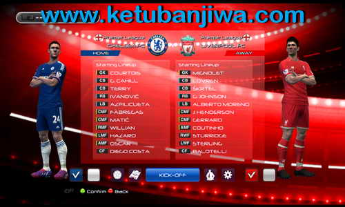 PES 2013 Atlas Lions Patch v1.0 by PES Ouanzigui Production Ketuban Jiwa SS3