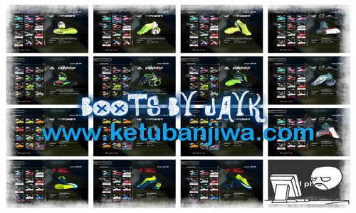 PES 2013 Bootpack Update April 2015 by Jayk Ketuban Jiwa