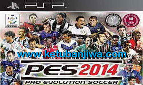 PES 2014 PS2/PSP Option File Update by PES Master Ketuban Jiwa