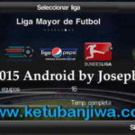 PES 2015 Android v1.1. Liga MX Patch by Josepb38
