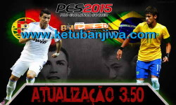 PES 2015 BMPES 3.00 and Patch Update 3.50 Ketuban Jiwa